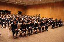平成27年度 青少年からのメッセージ・青少年へのメッセージ 表彰式